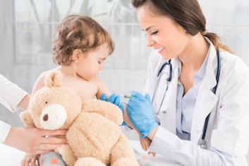 Vaccinated 3 Year Old Gets Meningitis C