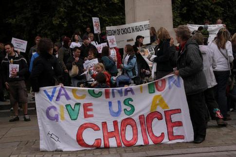 Auatralia's Financial Penalties For Non-Vaccinating Families Backfire